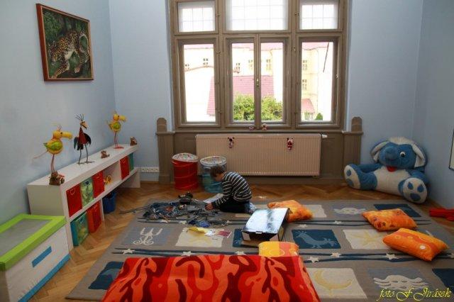 Mateřská školka pro děti s logopedickou péčí