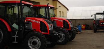Servis traktory Zetor Nymburk, Kolín