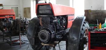 Prodej náhradních dílů na traktory Zetor
