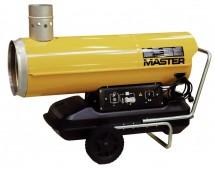 Mobilní topidla Master