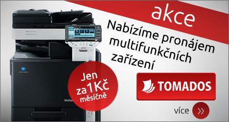 Pronájem barevné multifunkční, tiskové zařízení jen za 1Kč měsíčně ! Praha