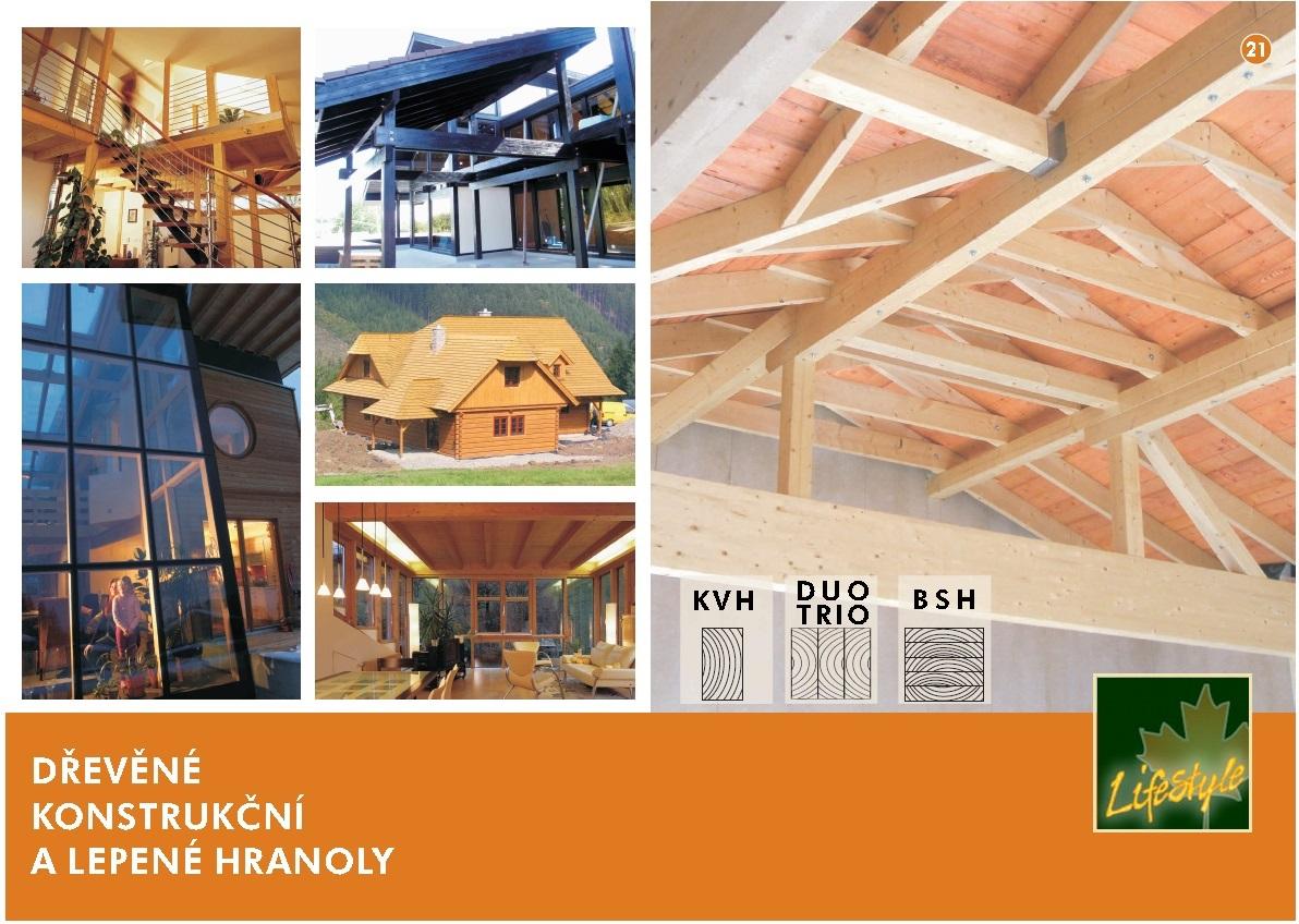 Stavební materiály pro dřevostavby