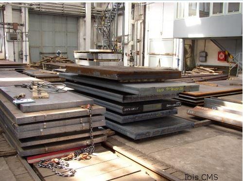 Ocelové plechy prodej Pardubice