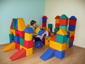 Výroba molitanových stavebnic