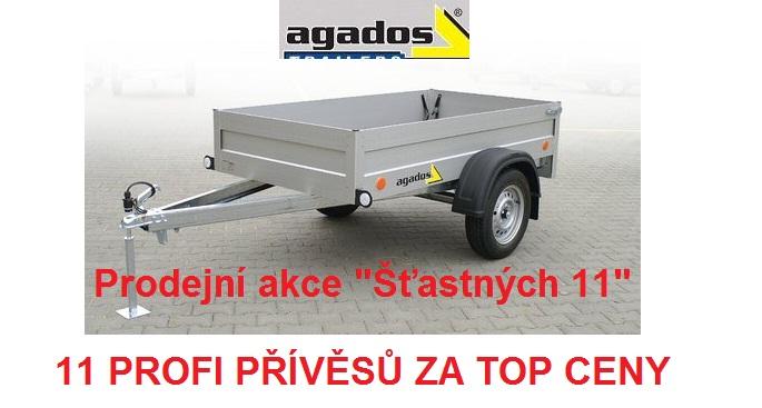 Přívěsy AGADOS Východočeský kraj – Jiří Děd