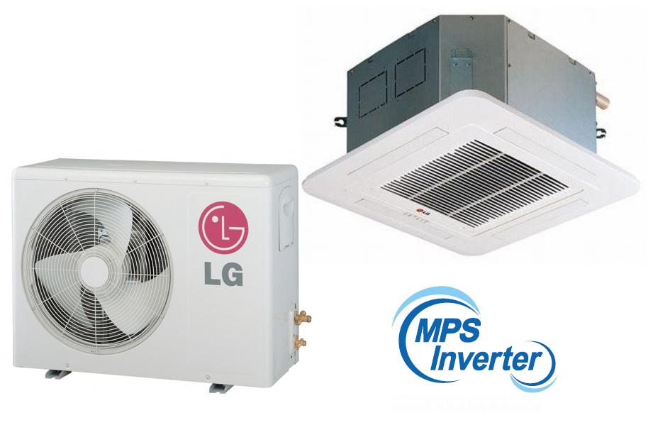 Klimatizace LG - montáže, servis