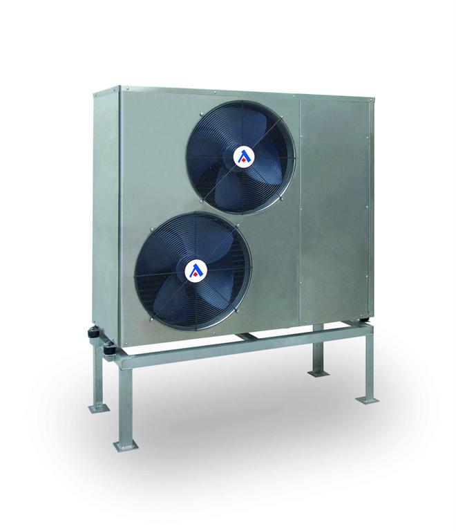 Tepelná čerpadla vzduch-voda Acond, Toshiba pro úsporu energie