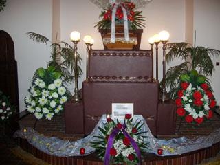 Naše pohřební služba nabízí služby v Karlovarském kraji.