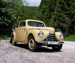 Veterány - rekonstrukce historických vozidel