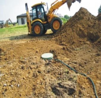 Čistička odpadních vod pro RD na klíč