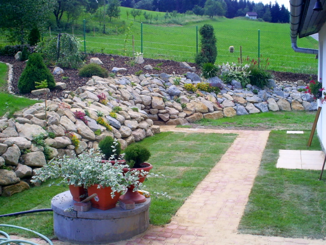 Údržba zahrad Vsetín