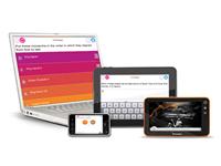 Odpovědní systém pro tablety a chytré telefony ActivEngage2