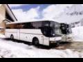 Autobusová přeprava a doprava do horských zimních  středisek
