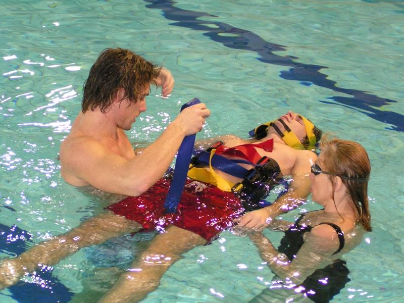 rekvalifikační kurz plavčíka