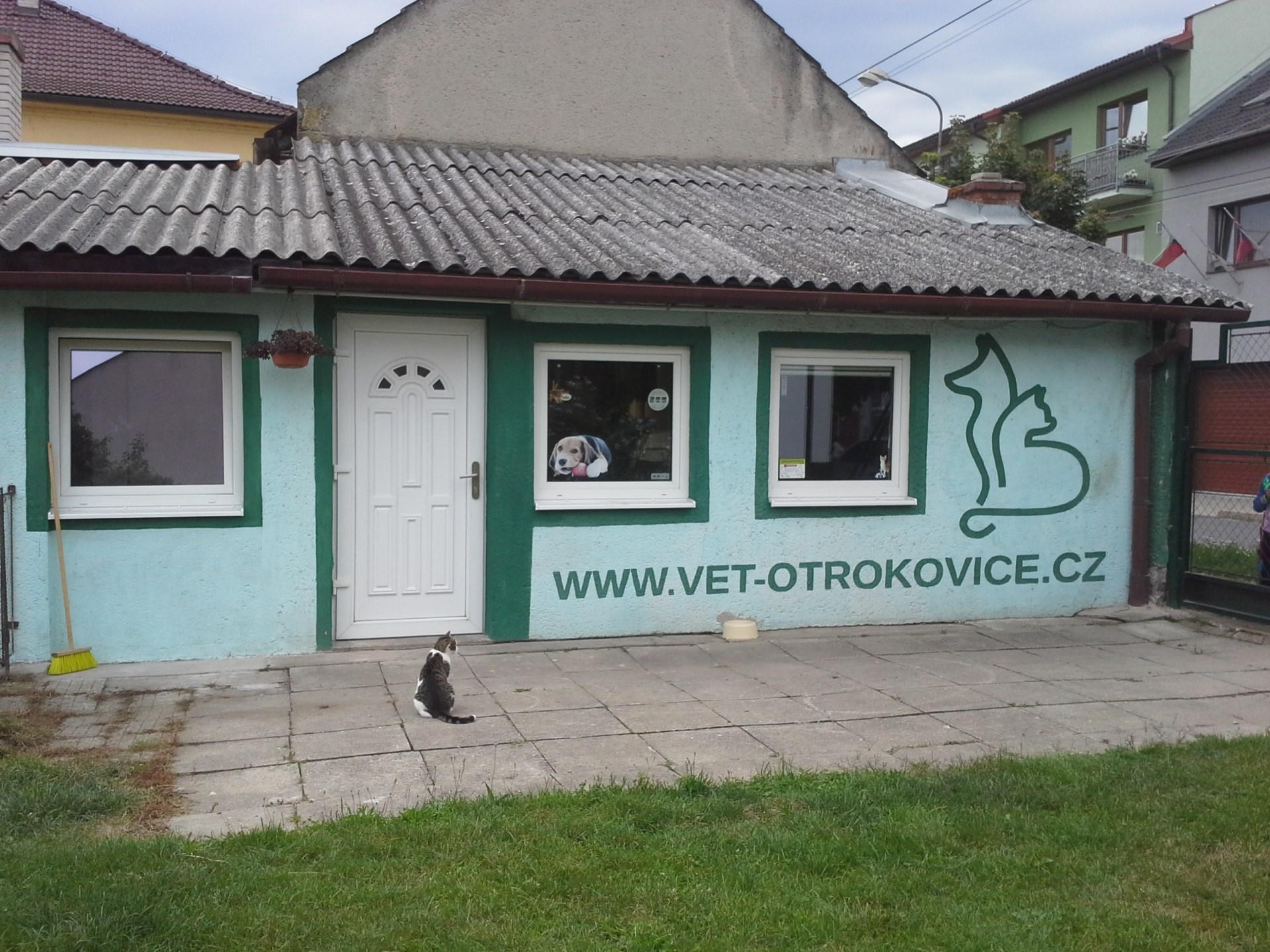 veterinární ambulance Otrokovice - MVDr. Šárka Keňová