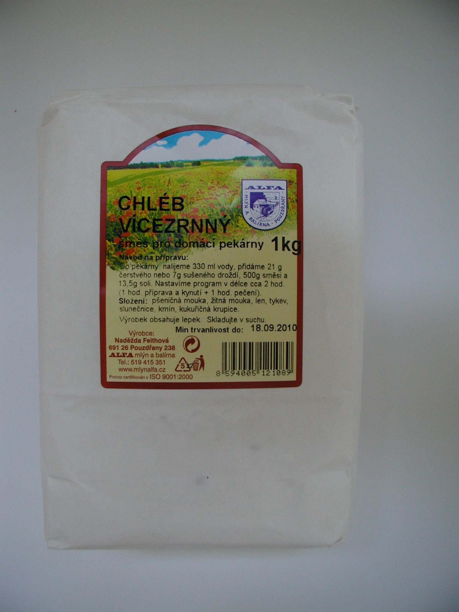 prodej mlýnských výrobků  Břeclav