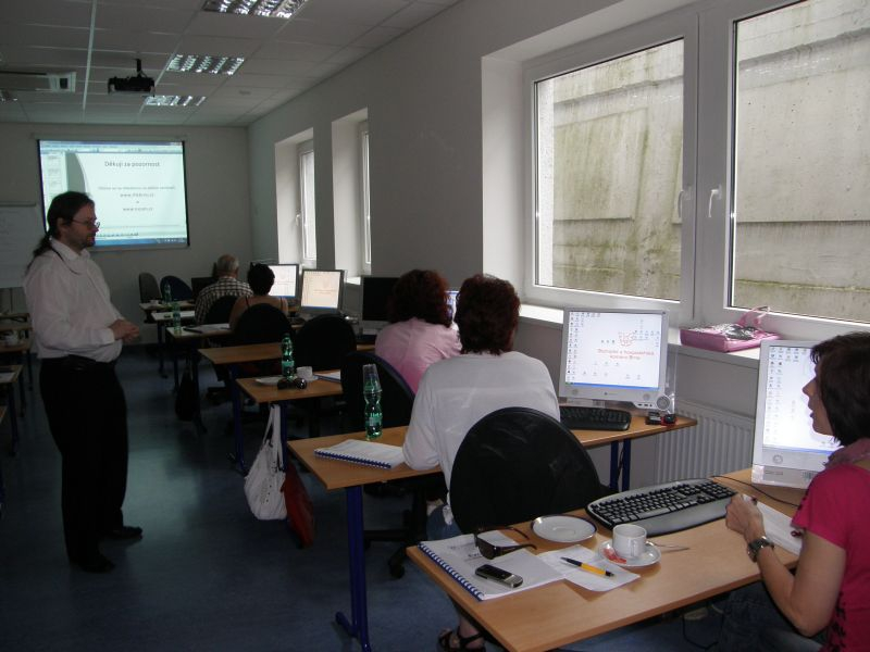 Firemní školení, firemní vzdělávání Brno