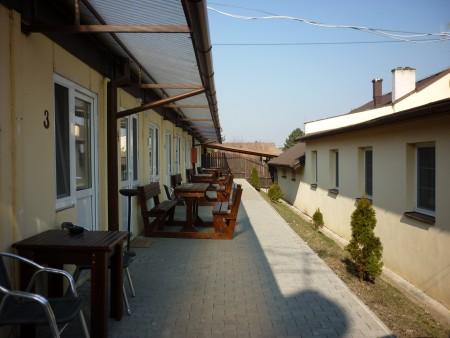 Ubytování v penzionu Velké Pavlovice