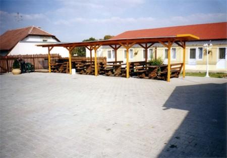 ubytování v penzionu na jižní Moravě
