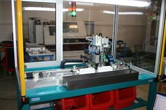 Automatizace výroby - vývoj strojních zařízení a strojů