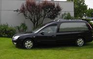 Zahraniční a speciální pohřební  služby