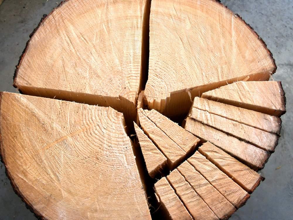 Výroba dřevěný šindel Hlinsko