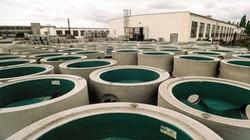 Výroba kanalizační šachty