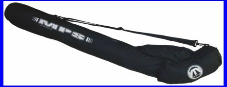 Chraňte si svou florbalku – vak FLOORBALL SPORTS BAG black