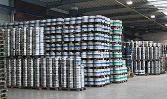 Prodej použitých nerezových Keg sudů a jejich opravy