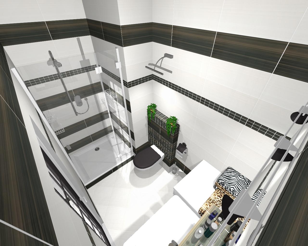 Rekonstrukce, opravy koupelen, bytových jader, Zlín