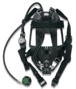 Hasičské dýchací přístroje