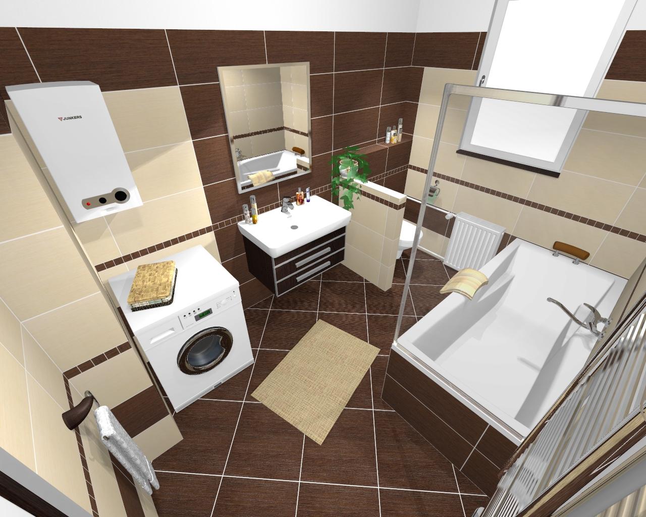 Renovace koupelen - realizace, oprava, stavba nové koupelny