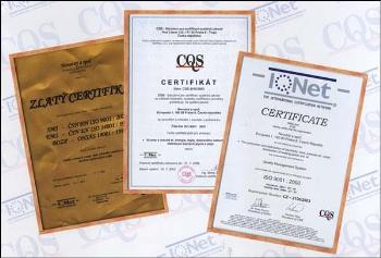 Certifikace systému managementu řízení pro zjednodušení firemních procesů