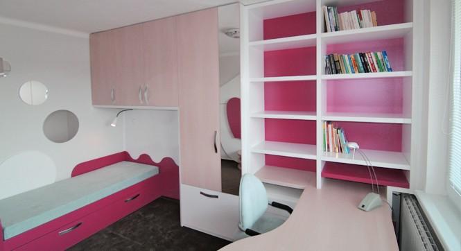 Návrhy, realizace, design interiérů Olomouc