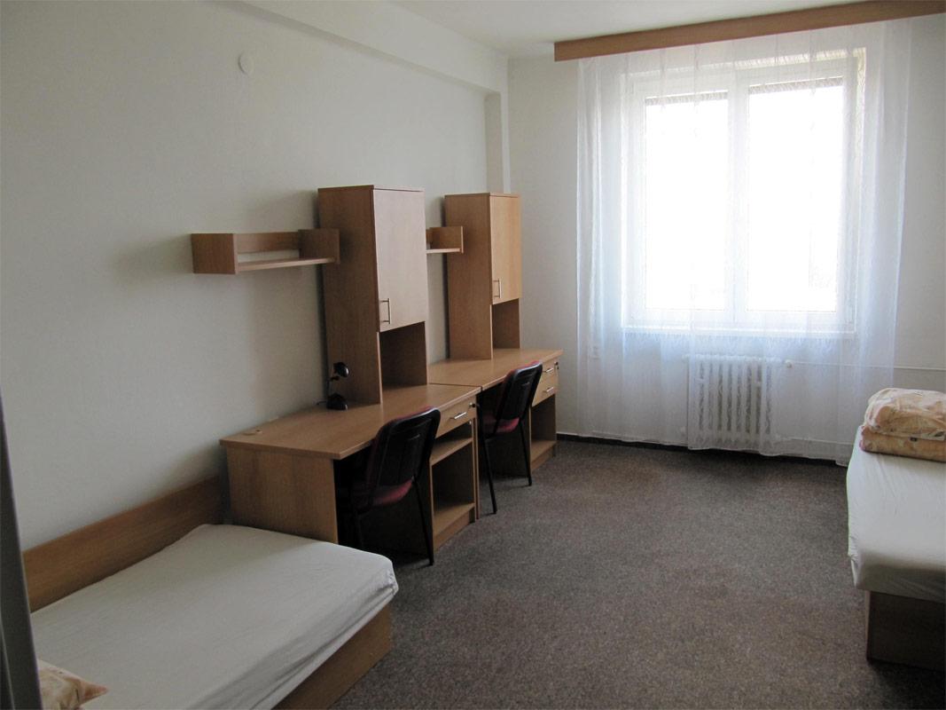 Ubytování pro studenty vysokých škol