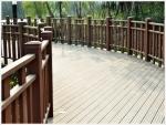 Dřevoplastové WPC, trvanlivé, bezúdržbové ploty, plotové dílce Olomoucký kraj