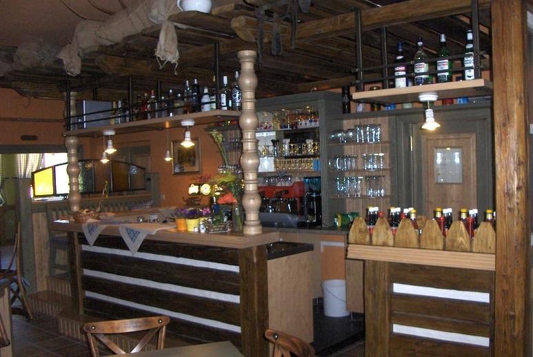 Restaurace Selská krčma-stylová restaurace venkovského stylu s tradicí