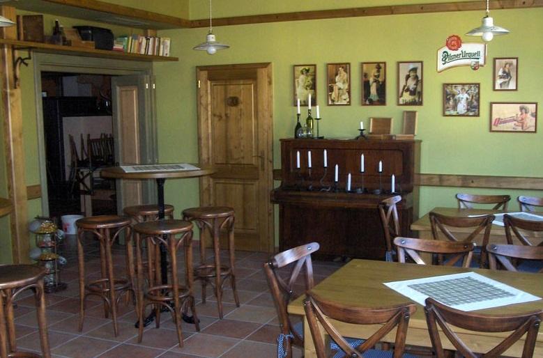 stylová restaurace Otrokovice