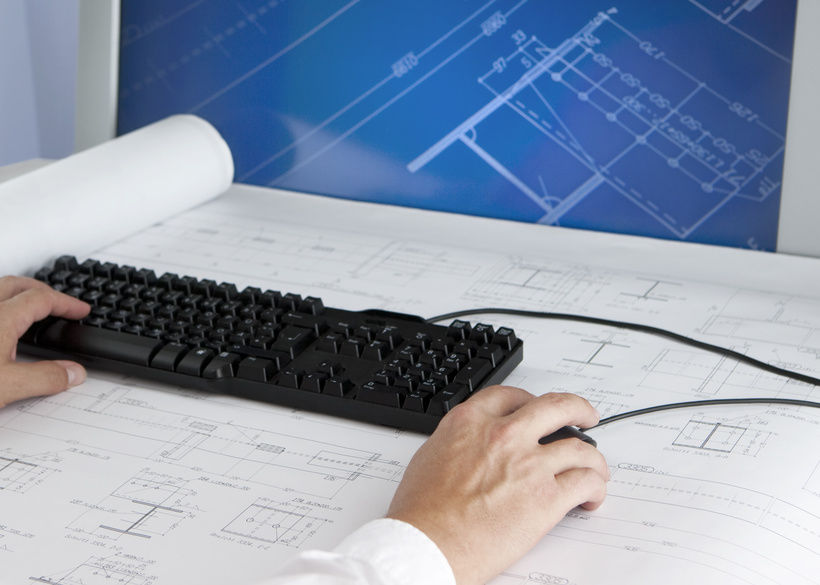 Dodávky grafického systému CAD