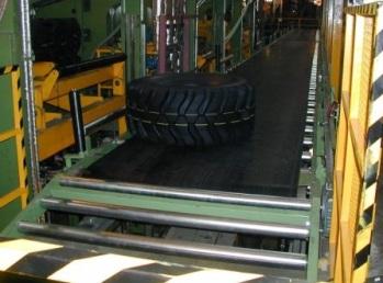 Pásové dopravníky pro dopravu sypkých hmot