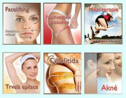 Kompletní péče o pleť a tělo - Kosmeticko-regenerační institut Zlín