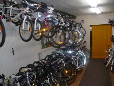 Jízdní kola za vynikající ceny i potřeby pro cyklistiku
