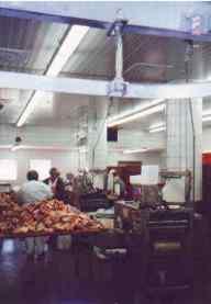 Projekty a poradenství pro potravinářský průmysl, zpracování masa, ryb a gastronomických zařízení Praha