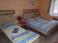 Ubytování, penzion Aqualand Moravia Pasohlávky