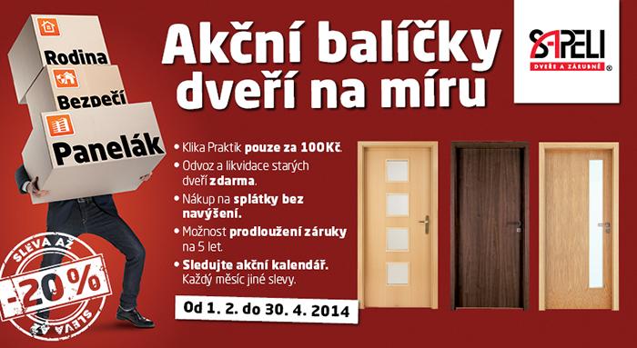Dodávka dveří a zárubní, posuvné a skládací dveře Jihlava