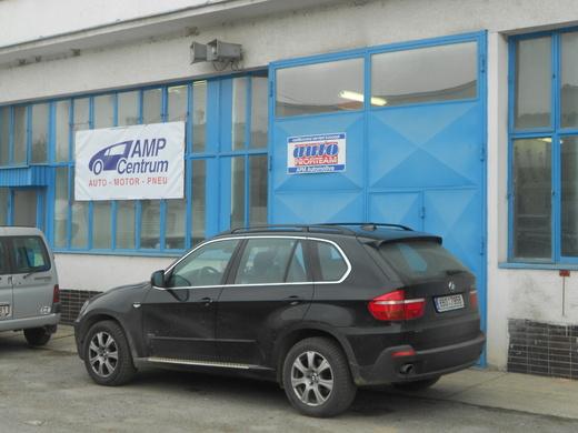 Autoservis, pneuservis Brno