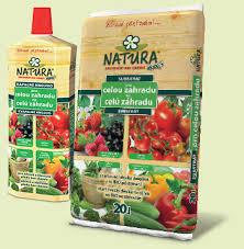 Zahradní substráty, hnojiva - Velkoobchod sortiment pro zahradní centra