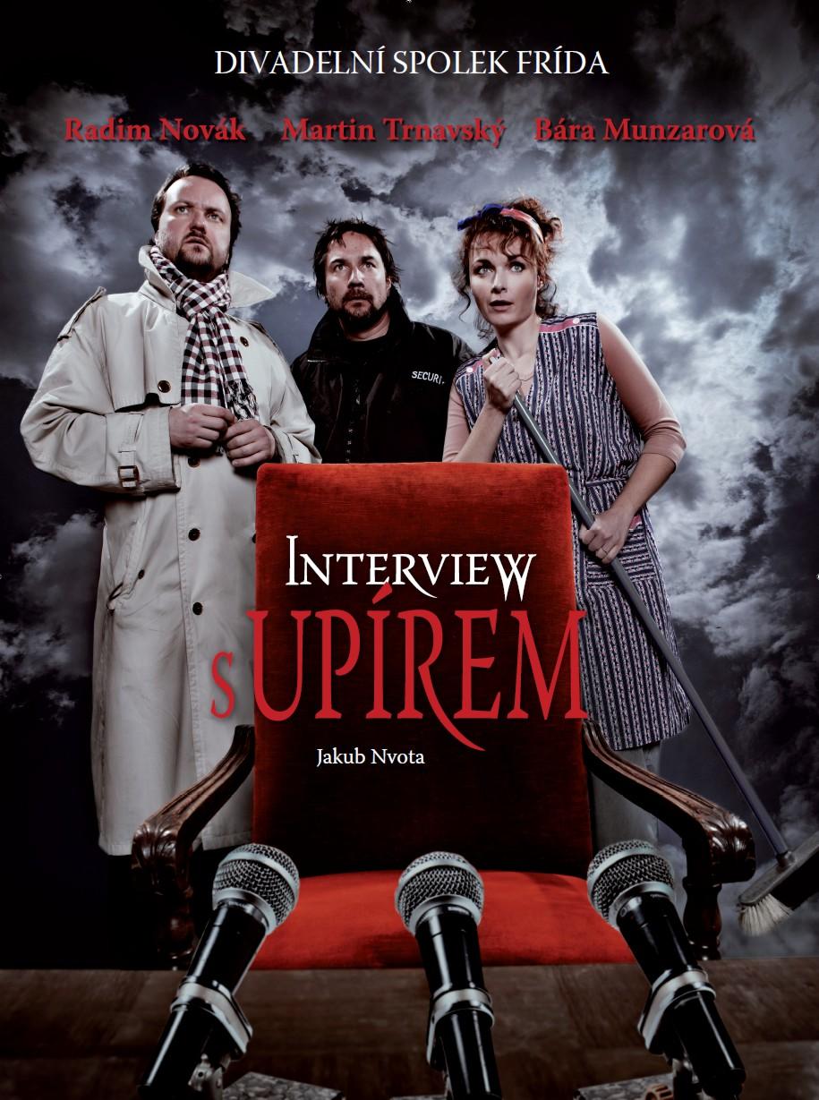 Třeskutá komedie - INTERVIEV S UPÍREM