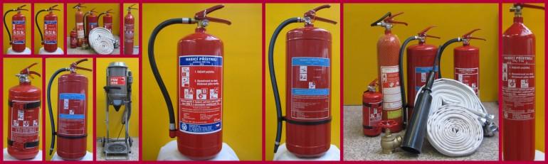 Požární ochrana a BOZP