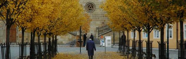 Sjednání pohřbu z domova Praha